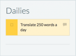 5 Fun Ideas to Let Translators Gamify Their Work with Habitica