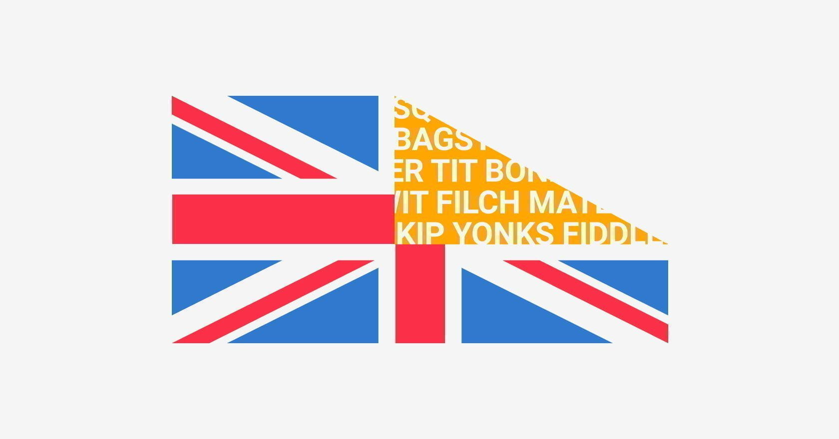 100 British slang words and expressions to knock your socks off