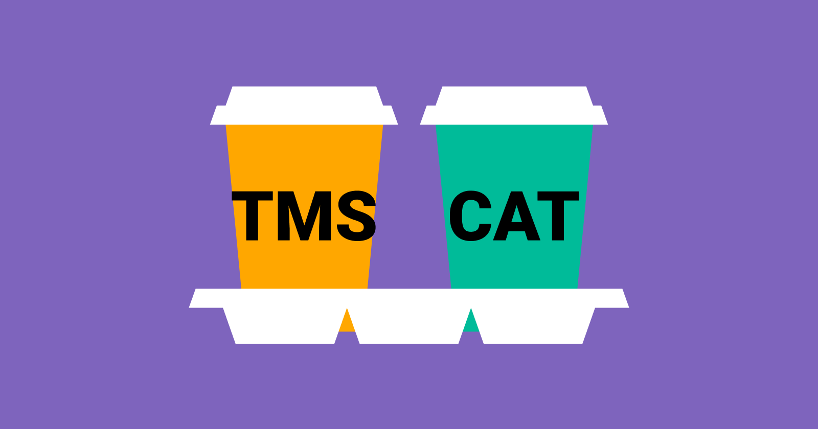 Five reasons NOT to use separate TMS and CAT tools