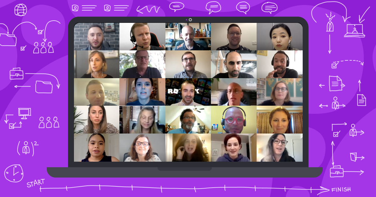 How we did #LocFromHome II — and how you can hold your own successful online conference