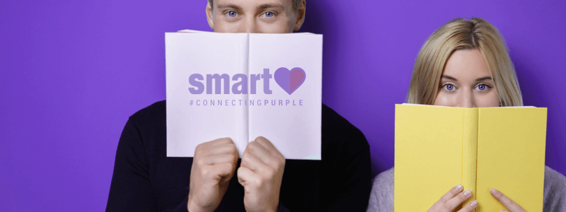 Meet smart❤, a language-based dating app
