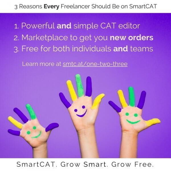 3 Reasons Every Freelancer Should Be on Smartcat