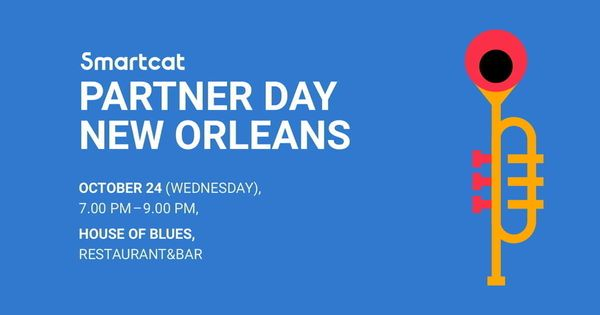 All you need to know about Smartcat Partner Day New Orleans