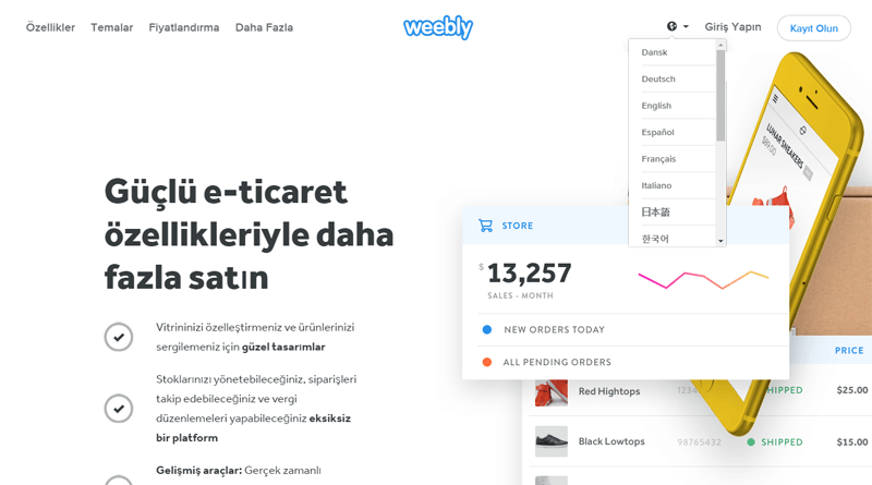 Weebly case study