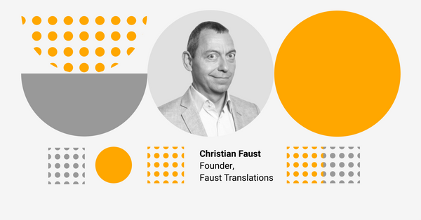 Sobald du dir vertraust: Christian Faust on trust, disruption, and surfing