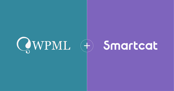 Smartcat launches WPML integration for localizing WordPress websites